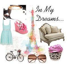 Dreamy, created by mammymurphy on Polyvore