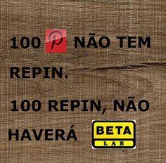 REPIN BETA AJUDA BETA