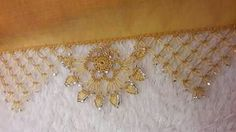 Needle Lace, Embroidery, Tulip, Crochet, Jewelry, Embroidered Towels, Lace, Tejidos, Needlepoint