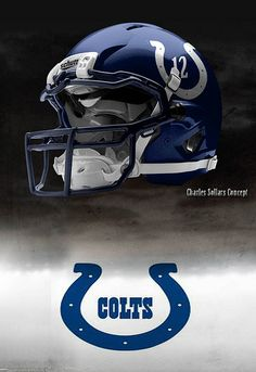 Check out all our Indianapolis Colts merchandise! New Nfl Helmets, Cool Football Helmets, Sports Helmet, American Football League, National Football League, College Football Teams, Nfl Football, Fifa, Custom Football