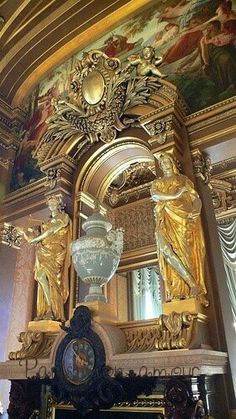 Opera de paris. A very grand place. Be sure to see this. It is worth you time! TG