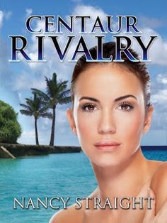 Centaur Rivalry Release Day Blitz & Giveaway!