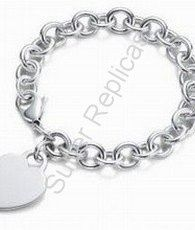 2937a07c6 Heart Tag Charm Bracelet 1031 Model #: TFBR-1031 $71.44 * Sterling silver *