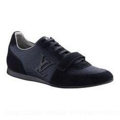 Louis Vuitton-Stardust Sneaker Carbone