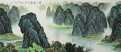 chinese landscape art - Google Search