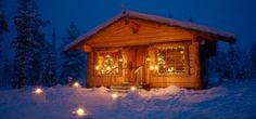 Visit Santa Claus in private cabin in Lapland -  Visita Papa Noel en privado en su cabaña