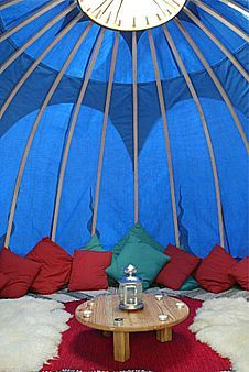 Cloudhouses - Yurts and Squrts Gallery