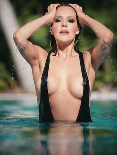 Laura Jaramillo, la primera modelo no modelo de SoHo.com.co