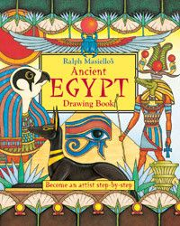 Written & Illustrated by: Ralph Masiello Draw like an Egyptian... Emerging on the fertile banks of the Nile River over five thousand years ago, ancient Egypt was a place of mummies and pharaohs, pyram