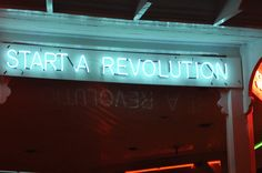 Tim Etchells: Neon Signs by Sarah Grisedale, via Flickr