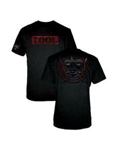 Tool Shaded Box Triple Face Mens T-Shirt - Guaranteed Authentic.  Fast Shipping.