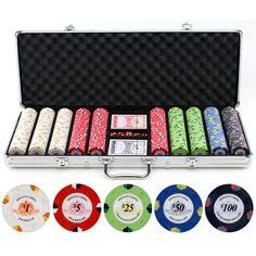 Star wars lighted poker chip set blackjack video poker