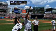 Iconic: Jeter gets hit No. 3,000 on a homer. He always did have a flair for the dramatic!!