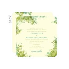 Rustic Wedding Cards & Unique Wedding Invitations | 5 Free Samples