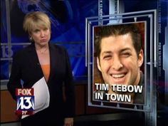 Florida Wounded Warrior gets surprise visit from Tim Tebow! (video)
