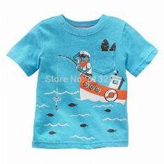 Women Fear Me Fish Want Me Toddler Boys Girls Short Sleeve T Shirt Kids Summer Top Tee 100/% Cotton Clothes 2-6 T