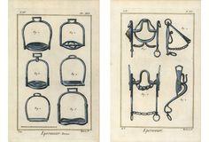One King's Lane Vintage Print Gallery I Equestrian Decor