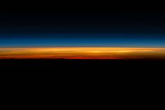 Last Sunrise From a Year in Space  NASA astronaut Scott Kelly shared a series of five sunrise photographs on Tuesday, March 1, 2016, as he prepared to depart the space station and return to Earth aboard a Soyuz TMA-18M spacecraft. Kelly and Russian cosmonauts Mikhail Kornienko and Sergey Volkov are scheduled to undock their Soyuz at 8:02 p.m. EST and land at 11:25 p.m.  NASA Image of the Day | NASA