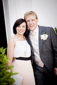 Charlton Park wedding of Jenny and Carl