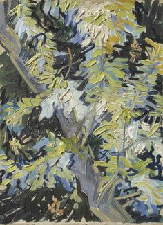 Vincent van Gogh Blossoming Acacia Branches , 1890. Nationalmuseum, Stockholm
