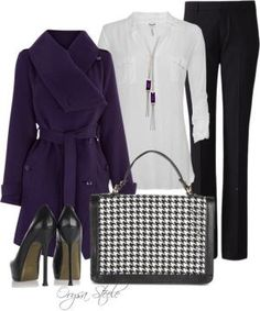 """Amethyst"" by orysa on Polyvore by carol.hasky"