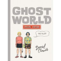 """""""ANYTOWN, USA"""": Clowes, D. (1998) Ghost World. Seattle, WA: Fantagraphic Books."""