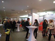 Am Samstag fand die 34. ImmoBörse im Sparkassen-FinanzZentrum in Freiburg statt. Der Stand der Sparkassen Immobilien GmbH war wieder einmal gut besucht!
