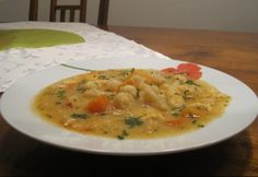 Hungary Food, Hungarian Recipes, Cheeseburger Chowder, Thai Red Curry, Risotto, Ethnic Recipes, Soups, Yum Yum, Soup