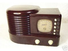 1938 Zenith Radio