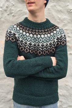knitxxor's Woodland Grettir project of Grettir by Jared Flood Mens Knit Sweater, Pullover, Handicraft, Woodland, Jumper, Mens Fashion, Wool, Knitting, Sweaters