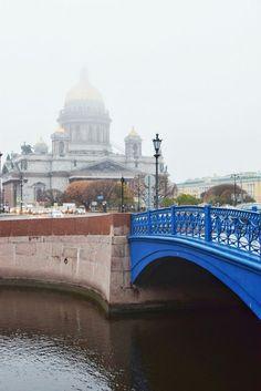 Saint-Petersburg, Russia.