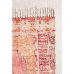 Zelda Kilim Print Chenille Rug ($39) ❤ liked on Polyvore featuring home, rugs, kelim rug, kilim rugs, plush rugs, vintage kilim rug and plush area rugs