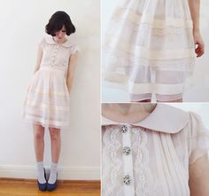Twirl my ribbons (by Sushi Face) http://lookbook.nu/look/2632899-Twirl-my-ribbons