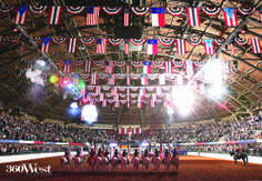 The Fort Worth Stock Show and Rodeo will continue until February 8th, 360 West Magazine, January 2014 #fwssr #rodeo #texas #fortworth