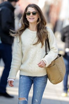 Keri Russell - Keri Russell on 'The Americans' Set in Brooklyn