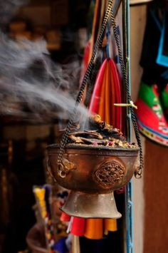 I've seen this article before, and have always believed in the beneficial properties of incense.