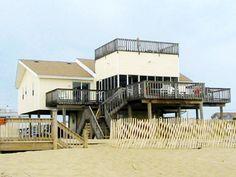 Catch A Wave | Sandbridge Beach Vacation Rental | Virginia Beach VA | Siebert Realty3D
