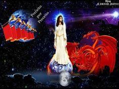 """BLOG É DESSE JEITO !: O Livro do Apocalipse - """"A Mulher e o dragão"""" (Est..."""