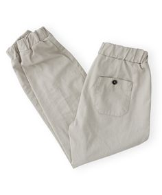 Women's Twill Pant - Natural