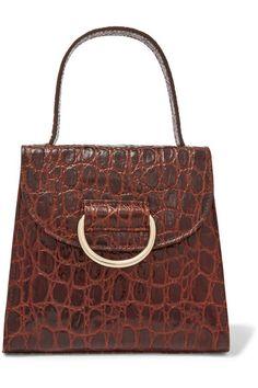 Ladies Designer Inspired Tote Shoulder Raised Code Handbag PU Leather Work Bag