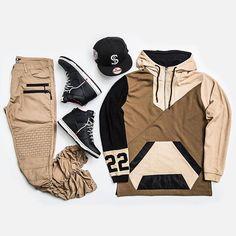 New arrivals at Jimmy Jazz Hoodie: #KooDoo Pants: #AmericanStitch Sneakers: #Nike Hat: #NewEra
