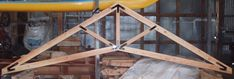 Scissor Truss Example