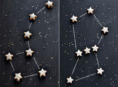 Recetas Originales: Galletas y Constelaciones