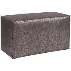 Howard Elliott Glam Zinc Universal Bench Cover  C130-236