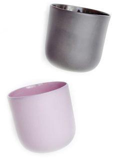 Matte Porcelain Cup by Leif