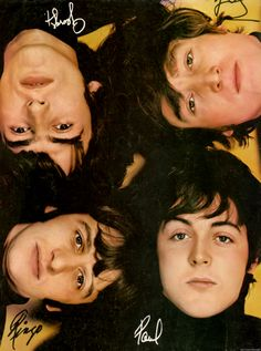 Photos of The Beatles, that's all