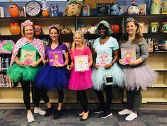Halloween Costumes For Teachers, Halloween Costunes, Character Halloween Costumes, Team Costumes, Teacher Costumes, Book Character Costumes, Holiday Costumes, Halloween Books, Book Characters