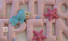 ♥♥♥ Era uma vez um peixinho azul e uma estrelinha do mar...