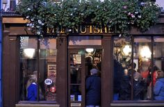 Get a Drink in a Nutshell: Britain's Smallest Pub