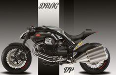 Moto Guzzi Drag on Behance